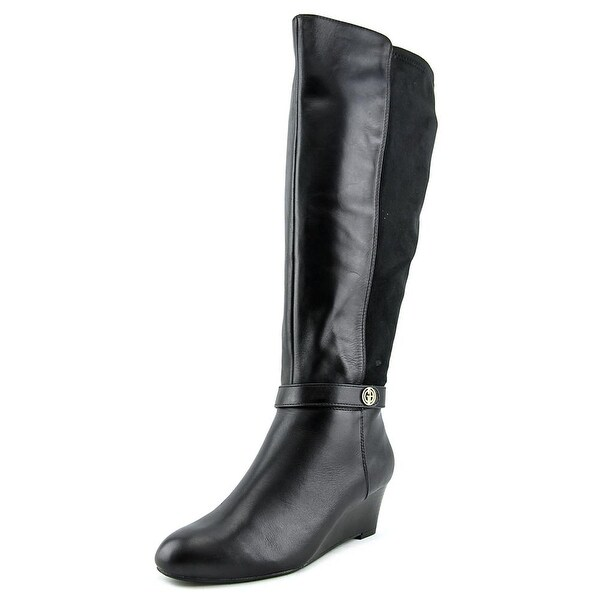 Giani Bernini Dafnee Women Black Boots