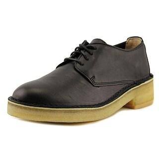 Clarks Originals Maru London   Round Toe Leather  Oxford