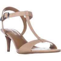 COACH Melodie Heeled Sandals, Beechwood