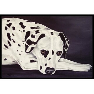Carolines Treasures AMB1193MAT Dal Dalmatian Indoor or Outdoor Mat 18 x 27