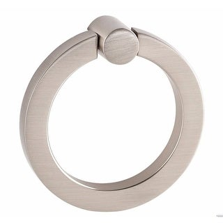 Alno A2661-3 3 Inch Diameter Ring Cabinet Pull without Mount