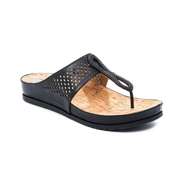 Baretraps Chinda Women's Sandals & Flip Flops Black - 5