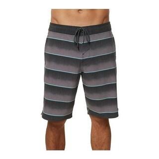 O'Neill Men's Tidelines Cruzer Boardshort Black