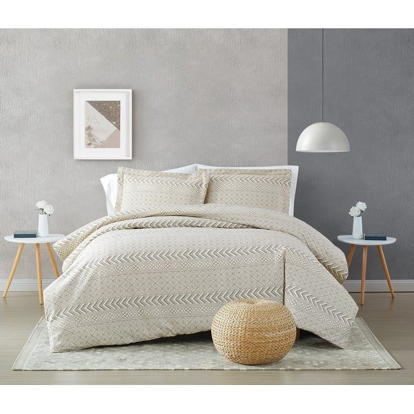 Brooklyn Loom Chase Comforter Set. Opens flyout.