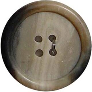 """Beige 4-Hole 3/4"""" 3/Pkg - Slimline Buttons Series 2"""