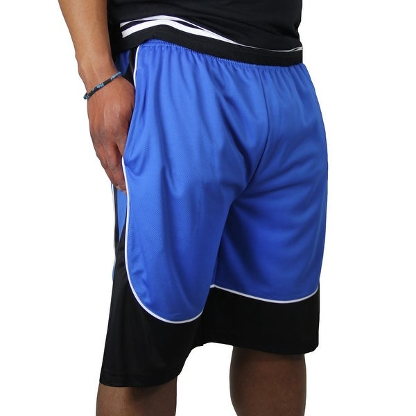 Big and Tall Basketball Shorts (ms-003bm)