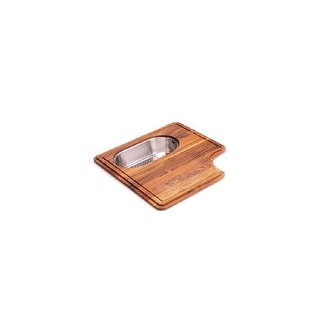 Franke PS19-45 Professional Solid Wood Sink Cutting Board