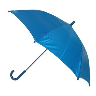 CTM® Kids' Solid Color Stick Umbrella - One size