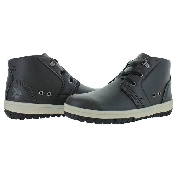 U.S Polo Assn Bruno Men/'s Fashion Chukka Ankle Boots