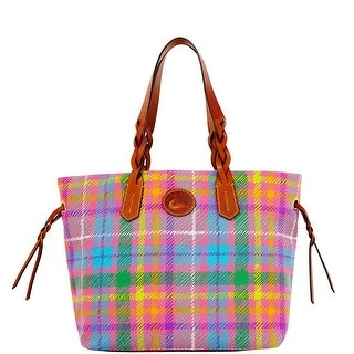 Dooney & Bourke Madras Shopper (Introduced by Dooney & Bourke at $149 in Jan 2014) - Pink