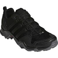 adidas Men's Terrex AX 2.0 R Hiking Shoe Black/Black/Grey Five