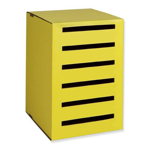 Pacon classroom keeper homework collector 001336 - Yellow