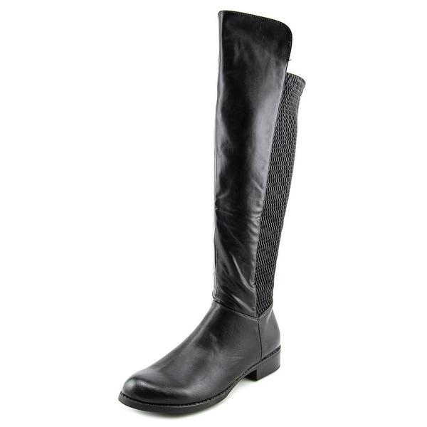 XOXO Fiona Women Black Boots