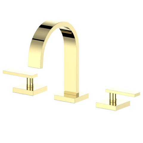 ZLINE Bliss Bath Faucet in Polished Gold (BLS-BF-PG)