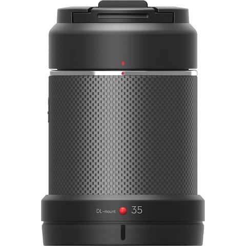 DJI 35mm f/2.8 ASPH LS Lens - Black