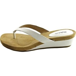 Womens Haloe2 Open Toe Casual Slide Sandals