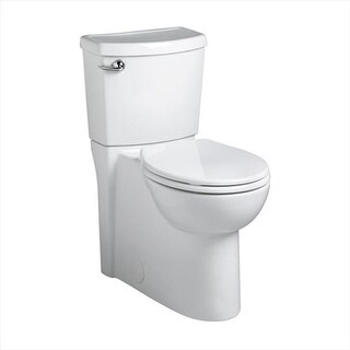 Cadet 3 Flowise Right Height Round Front Combo Toilet with