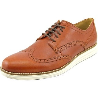 Cole Haan Classc Grd Wng Ox II Round Toe Leather Oxford