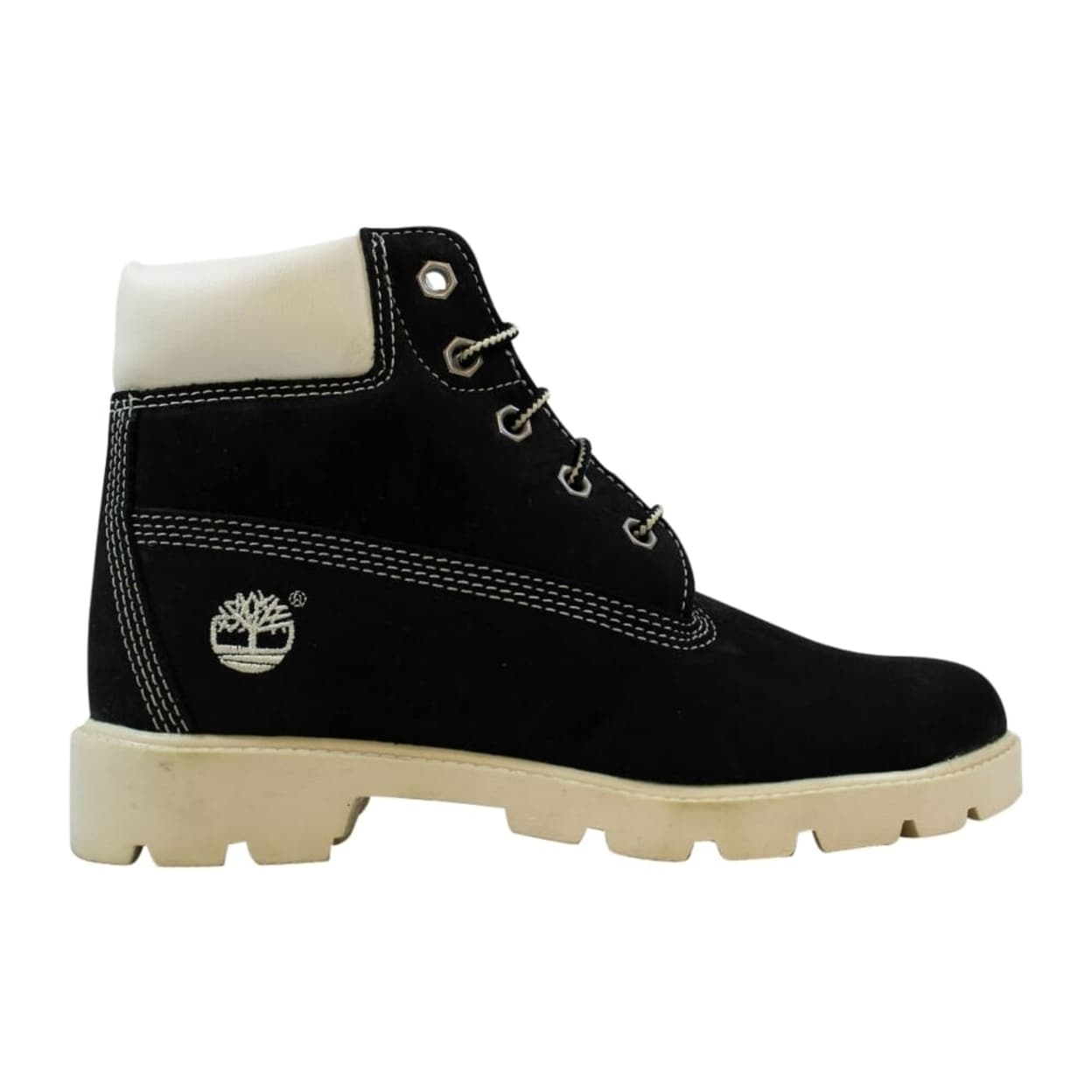Shop Timberland 6 Inch Boot Black 19977