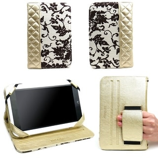 JAVOedge Fleur Folio Case for the Barnes & Noble Nook HD 7""