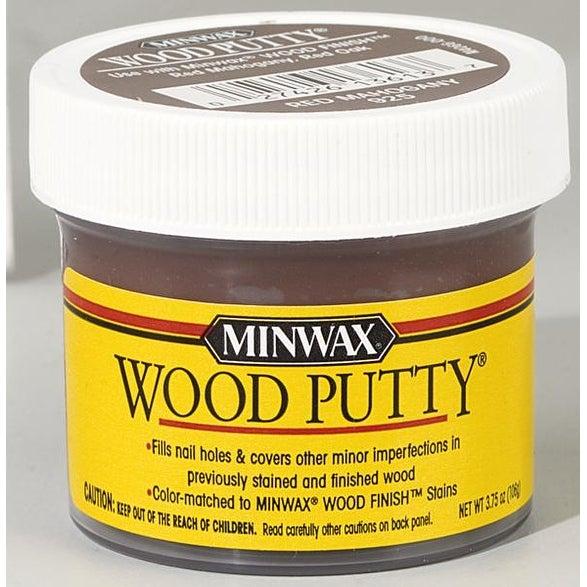 Shop Minwax 13613 Wood Putty 925 3 75 Oz Red Mahogany