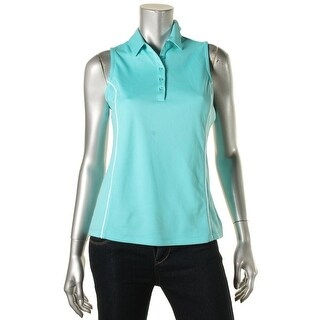 PGA Tour Womens Polo Air Flux UV Protection - S