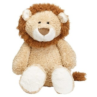 Link to JOON Leo The Lion Stuffed Animal, Tan, 17 Inches Similar Items in Stuffed Toys