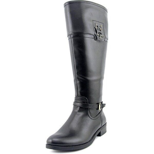 Tommy Hilfiger Drea 2 Wide Calf Women Round Toe Synthetic Knee High Boot