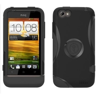 Trident - Protective Case for HTC ONE V - Black