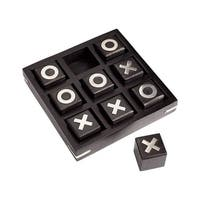 Cyan Design Cats Game Cats Game Set Made of Wood - Black and white - N/A