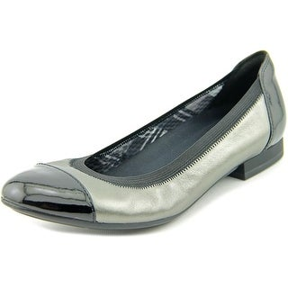 Naturalizer Therese Round Toe Synthetic Ballet Flats