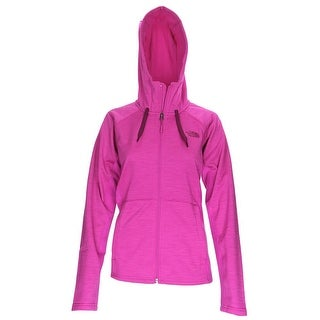 The North Face Women Castle Crag Hoodie Basic Jacket Hot Pink