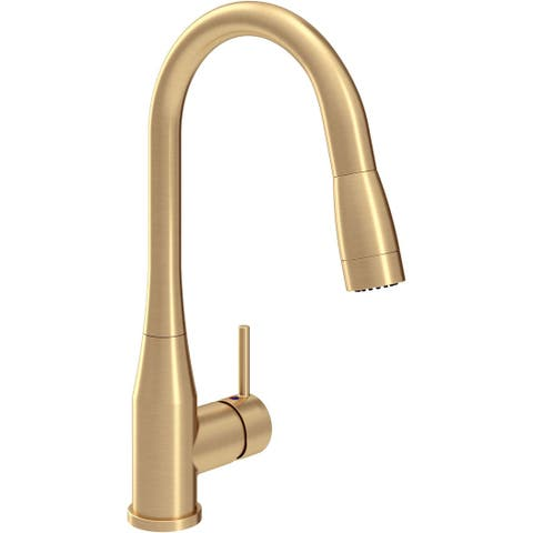 Symmons S-2302-PD-1.5 Sereno 1.5 GPM Single Hole Pull Down Kitchen Faucet -