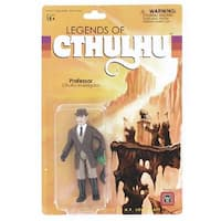Legends of Cthulhu Retro Action Figure Professor - multi