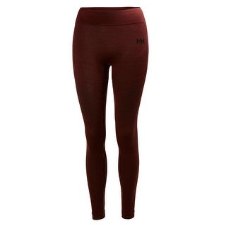 Helly Hansen Womens Lifa Merino Seamless Pant Baselayer