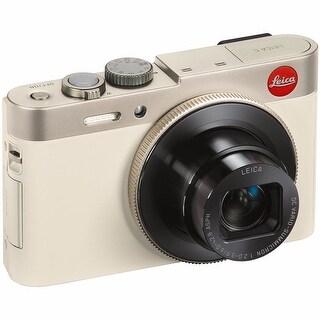 Leica C 12.1MP Wi-Fi Digital Gold Camera