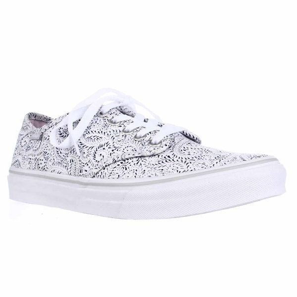 Vans Camden Stripe Women's Lace-up Fashion Sneakers - Paisley
