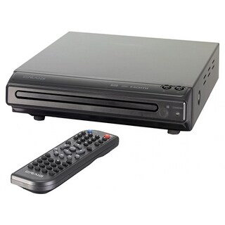 Craig CVD401A Remote Control DVD Player with HDMI