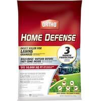 Ortho 0167410 Home Defense Insect Killer For Lawns Granule, 10 LB