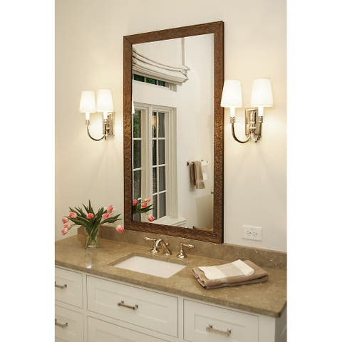 Maricopa Bronze Framed Mirror