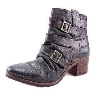 Kelsi Dagger Brooklyn Apron Toe Leather Boot