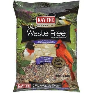 Kaytee Waste Free Nut And Raisin Blend 5lb