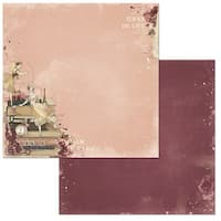 """Charmed Double-Sided Cardstock 12""""X12""""-Charmed"""