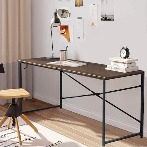 Homall 43inch Office Desk Modern Comptuer Writing Desk