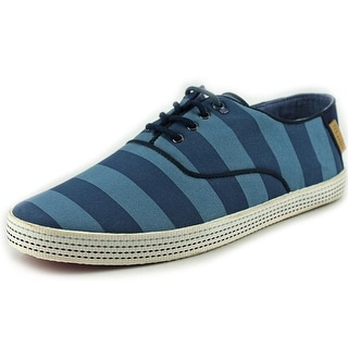 Ted Baker Tobii Men Canvas Blue Fashion Sneakers