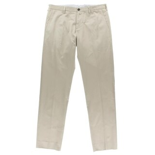 Faconnable Mens Cotton Straight Fit Chino Pants