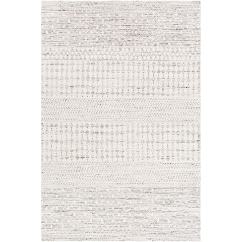 Sherba Global Chenille/Viscose Handmade Area Rug