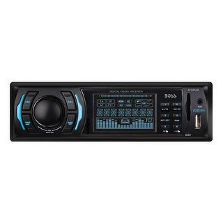 Boss MP3 Receiver AM/FM USB/SD Front Aux input