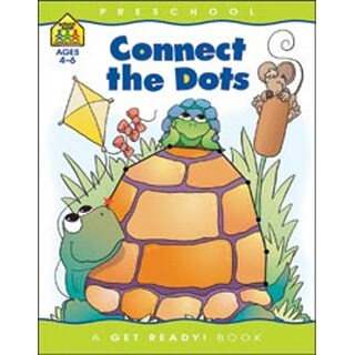 Connect The Dots - Preschool Workbooks 32 Pages