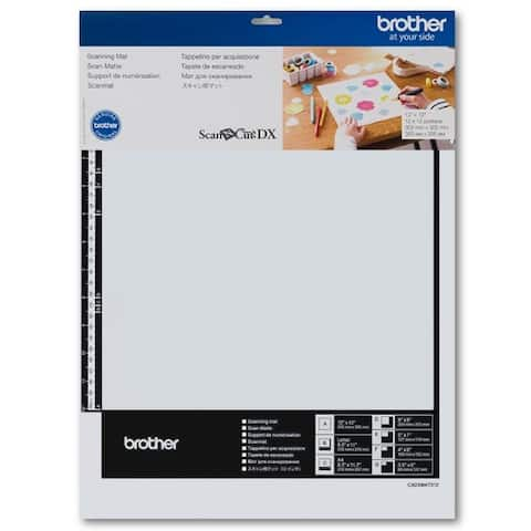 """Scanning Mat 12""""X12"""" Brother Scan N Cut Electronic Die Cutting Machine Scanner"""
